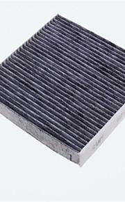 auto air conditioner filter dubbele laag hoge efficiëntie filter
