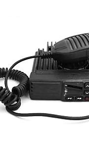 ANYSECU Køretøjsmonteret / Analog AM-9800 VHFNødalarm / Programmerbar med PC software / Stemmekommando / VOX / baggrundslys / Advarsel om