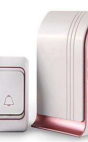 CJ001 ABS Ikke-visuelle doorbell Trådløs dørklokken Systems