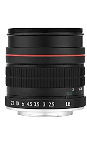 85mm f/1.8 Manual Focus Portrait Lens Camera Lens for Nikon DSLR D800 D600 D7200 D7100 D7000 D5100 D5000 D3100  Etc