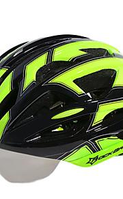 Helmet Pyörä(Valkoinen / Punainen / Vaaleanpunainen / Musta / Sininen / Hopea,EPS)-deMiesten-Pyöräily / Maastopyöräily / Maantiepyöräily