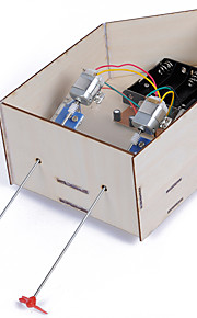 Crab Kingdom® Single Chip Mikrotietokone Toimistoon ja opetukseen 30* 13 * 8