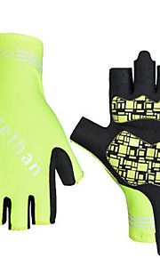 Guantes Deportivos Bicicleta Guantes sin dedos TodoA prueba de resbalones / Tirador easy-off / Listo para vestir / Permeabilidad de la