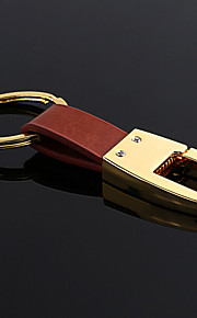 Men 'S Car Metal Waist Hanging Key Ring