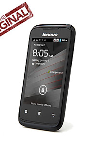 Lenovo A269 A269i Mobile Phone MTK 6572M 1.0GHz Wcdma Dual SIM Dual Core Cheap 3G Google play Android