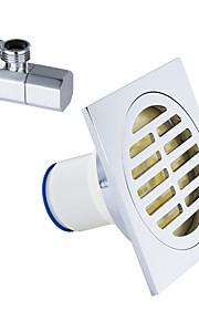 Tilbehørssett til badeværelset / Krom8.5 /Messing / A-grad ABS /Moderne /12 11 0.6