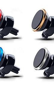 autohouder mobiele telefoon autohouder magnetische lucht vent mount gps staan 360 instelbaar voor de iPhone 5 6 7 plus