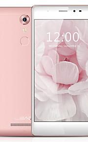 """Leagoo T1 Plus 5.5 """" Android 6.0 4G älypuhelin ( Dual SIM Neliydin 13 MP 3GB + 16 GB Harmaa / Pinkki / Kulta )"""