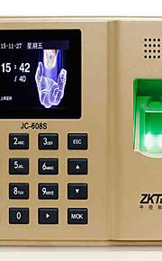 jc-f608 fingeraftryk deltagelse-fri software fremmøde