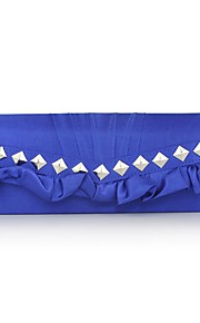 Women Satin Formal / Sports / Casual / Event/Party / Wedding / Outdoor / Office & Career / Professioanl Use Evening Bag