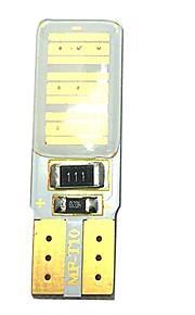 2 stuks 12v 6w t10 W5W CANbus foutloos weerstand t10 geleid kentekenplaat lamp led leeslamp