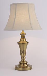5 Traditionnel / Classique Lampe de Bureau , Fonctionnalité pour LED , avec Galvanoplastie Utilisation Interrupteur ON/OFF Interrupteur