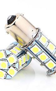 1156 BA15s LED-lamp 24 smd 5050 voor in de auto richtingaanwijzer / reserve lamp dc 12v (2 stuks)