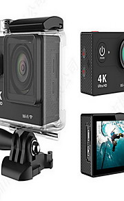 Actiecamera / Sportcamera 12MP / 8MP / 5MP WIFI / Draadloos 2 Enkele opname / Burstmodus / Time-lapse-fotografieFietsen / Surfen / Varen