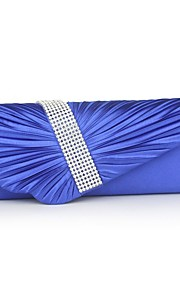 Women Satin Formal / Casual / Event/Party / Wedding / Outdoor / Office & Career / Professioanl Use Evening Bag