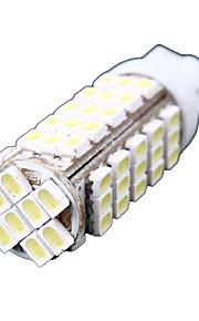 68 1206 SMD LED Bil T10 W5W 194 927 161 Side Wedge Lampe pære
