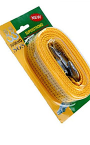 Vehicle Traction Rope Vehicles Must Have 3 Meters Weight Bearing 3 Tons