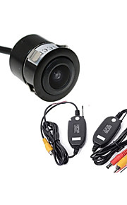Rear View Camera - Compatibile con qualsiasi modello di auto - OV 7950 - 170 ° - 420 linee tv disponibili