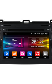 Ownice C500 HD Screen 1024*600 Android 6.0 Quad Core Car Dvd Player for Toyota Prado Land Cruiser 120 Support 4G LTE