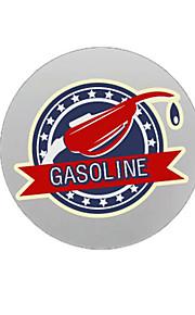 Benzin Mønster Dekorative Bil Klistermærke