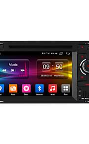 Ownice 7 HD-scherm 1024 * 600 quad core Android 6.0 auto dvd-speler voor audi a3 s3 2003-2011 ondersteuning 4G LTE met 2GB ram en 16GB rom
