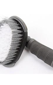 motocicleta coche de la rueda del neumático del borde de fregado cepillo duro 1pc Limpiador que se lava