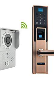 actop slæb måde real intercom trådløs video kamera med fjernbetjening unlock wifi601tx-8s003hb7001