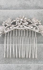 Damen Strass Kopfschmuck-Hochzeit Besondere Anlässe Haarkämme 1 Stück