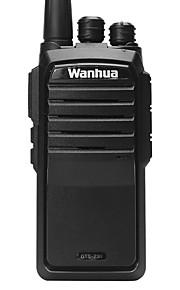 Wanhua ripetitore wireless Wanhua GTS-730 ricetrasmettitore banda 5W VHF / UHF con radio FM