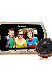 danmini Smart digital dør viewer kighul kamera farveskærm nattesyn