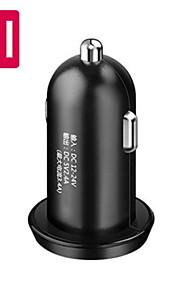 Snellader Auto USB-oplader Socket Anderen 2 USB-poorten Inclusief kabel Automatisch 5V/3.4a