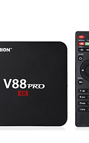 TV Box Android 5.1 nero 802.11n Wi-Fi