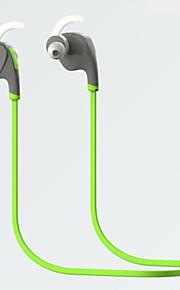Bluetooth 4.0 trådløse sport hovedtelefoner gym øvelse bluetooth headsets med mikrofon