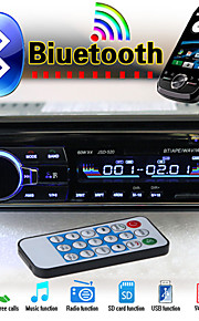 12V Car Radio MP3 Audio Player Bluetooth AUX USB SD MMC Stereo FM Auto Electronics In-Dash Autoradio 1 DIN for Truck Taxi