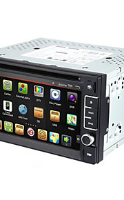 DR6533 6.2 Inch Android 4.4.4 Car Stereo Video Player GPS Navigation  800X480 Cortex A9 1GB16GB