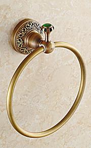 Кольцо для полотенец / Античная латуньМедь Нержавеющая сталь /Современный