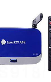 TV Box zwart