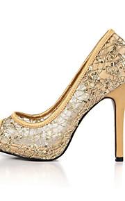 Talons féminins chaussures de club d'été wedding wedding party&Robe de soirée