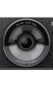 Originele 360 dvr volledige hd 1080p 30fps fno 2.0 fov 165 graden