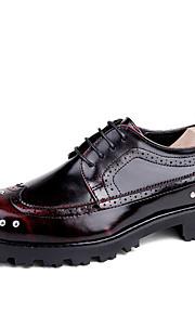 Chaussures formelles de gladiateur d'été de printemps de l'Oxford&Partie de carrière&Soir décontracté