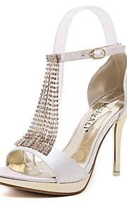 Femme-Mariage Bureau & Travail Habillé Soirée & Evénement-titane-Talon Aiguille-Salomé Confort D'Orsay & Deux Pièces club de Chaussures-