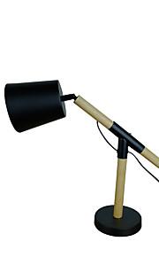 60 Модерн / современный Настольная лампа , Особенность для LED , с Другое использование Вкл./выкл. переключатель