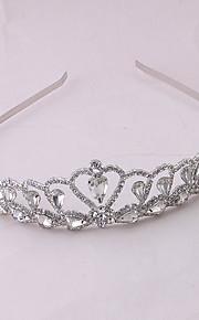 Rhinestone Headpiece-Wedding Tiaras 1 Piece