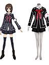 caballero vampiro dia de clase chica cosplay uniforme escolar japones vestuario