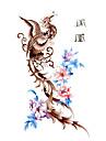 5 st phoenix vattentäta tillfällig tatuering (17.5cm * 10cm)