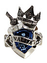 Cosplay Accessory Inspired by Reborn! Xanxus Varia Sky Ring  (Blue)