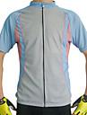 Homme Tee-shirt de Randonnee Sechage rapide Respirable Maillot Hauts/Tops pour Cyclisme/Velo Printemps Ete S M L XL XXL-Jaggad