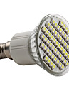 4W E14 LED-spotlights PAR38 60 SMD 3528 180 lm Naturlig vit AC 220-240 V
