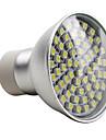 4W E14 / GU10 LED-spotlights MR16 60 SMD 3528 180 lm Naturlig vit AC 220-240 V