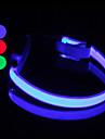 LED-halsband för Hundar, justerbart (25-35 cm)